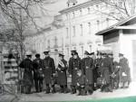 Курсанты Ленинградского арктического училища